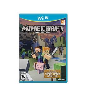 Nintendo Minecraft Wii U