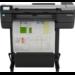 HP Designjet T830 24 impresora de gran formato Wifi Inyección de tinta Color 2400 x 1200 DPI Ethernet