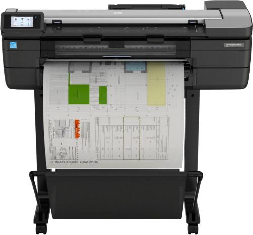 HP Designjet T830 24 large format printer Wi-Fi Inkjet Colour 2400 x 1200 DPI Ethernet LAN