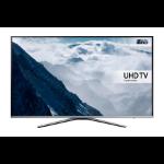 """Samsung UE49KU6405U 49"""" 4K Ultra HD Smart TV Wi-Fi Silver"""