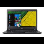 "Acer Aspire A114-31-C61F Black Notebook 35.6 cm (14"") 1366 x 768 pixels 1.10 GHz Intel® Celeron® N3350"
