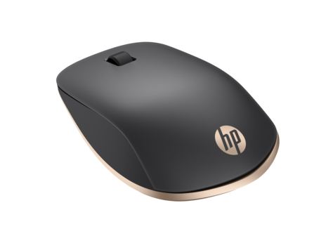 HP Z5000 Silver Wireless Mouse mice Bluetooth Ambidextrous Black,Copper,Silver