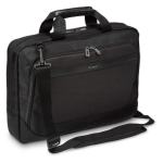 "Targus CitySmart notebook case 39.6 cm (15.6"") Briefcase Black,Grey"