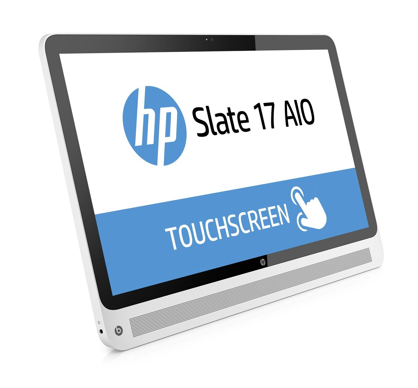 "HP Slate 17-l000na 1.58GHz Intel Celeron N2807 with Intel HD Graphics (1.58 GHz, 1 MB cache, 2 cores) 17.3"" 1920 x 1080pixels Touchscreen Black,White"