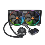 Thermaltake Water 3.0 Riing RGB 280 liquid cooling Processor