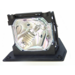 ProjectorEurope Generic Complete Lamp for PROJECTOREUROPE TRAVELER 757 projector. Includes 1 year warranty.