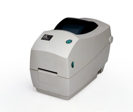 Zebra TLP 2824 Plus impresora de etiquetas Transferencia térmica 203 x 203 DPI Alámbrico