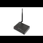 Digitus DS-55315 AV extender AV receiver Black