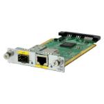 Hewlett Packard Enterprise MSR 1-port GbE Combo SIC Module network switch module Gigabit Ethernet