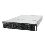 ASUS RS720-E9-RS8-G server barebone Intel® C621 LGA 3647 (Socket P) Rack (2U) Black, Grey