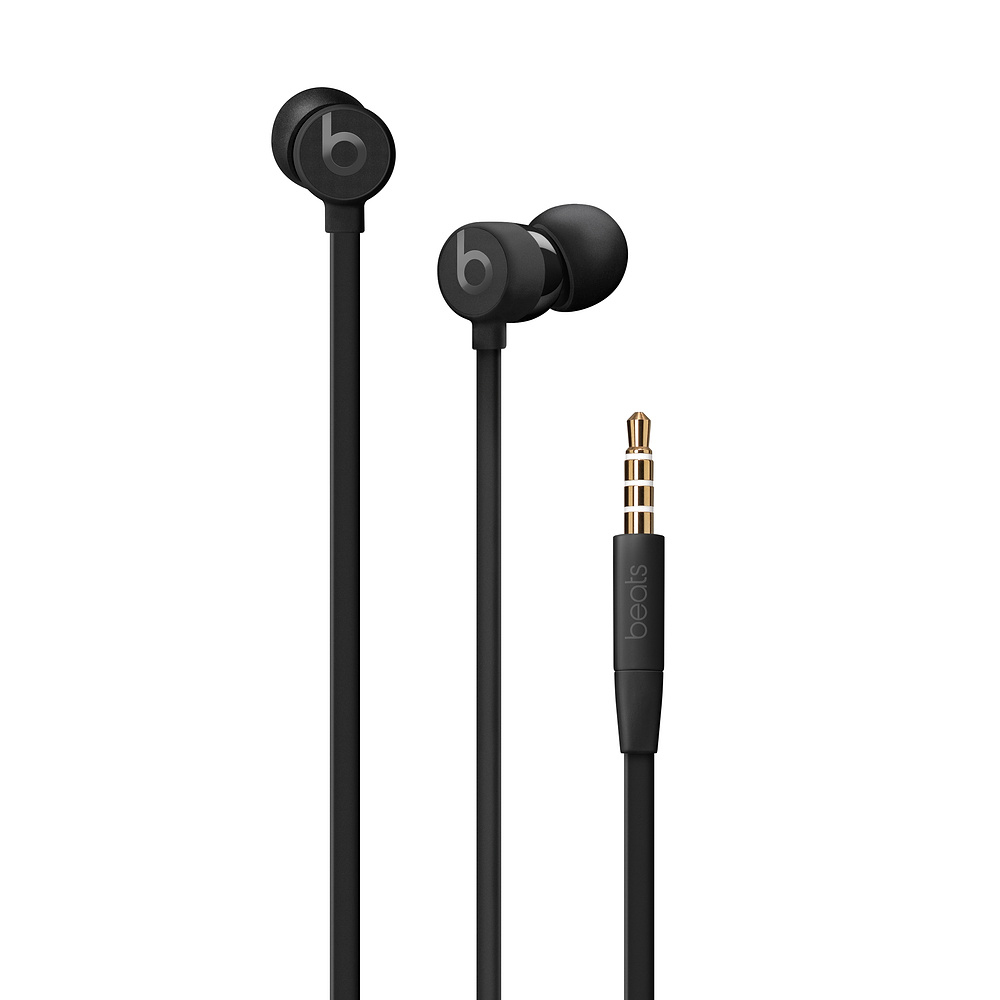 Urbeats3 Earphones With 3.5mm Plug - Black