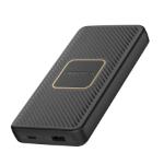 OtterBox Power Bank 10K mAh USB A&C 18W USB-PD + WIRELESS 10W, black