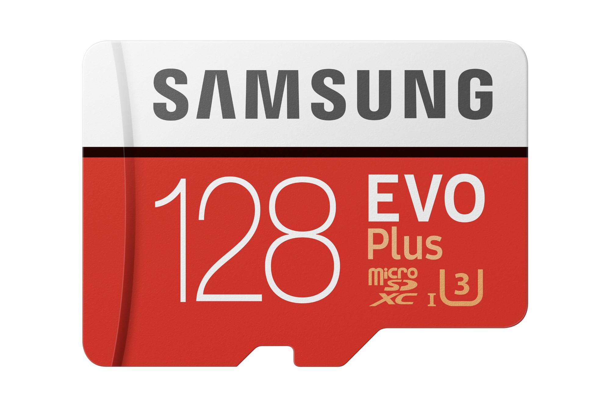 Samsung MB-MC128H memory card 128 GB MicroSDXC Class 10 UHS-I