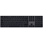 Apple Magic keyboard Bluetooth QWERTY UK English Grey