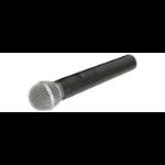 Qtx 178.893UK microphone Karaoke microphone Black