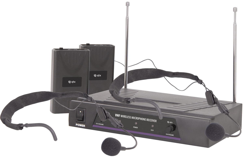 Qtx 171.818UK wireless microphone system