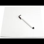 StarTech.com STMAGMAT magnetic board Black, White