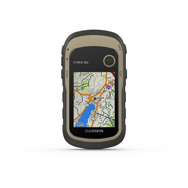 eTrex 32x Rugged Handheld GPS