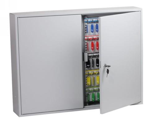 Phoenix Safe Co. KC0606K key cabinet/organizer Grey