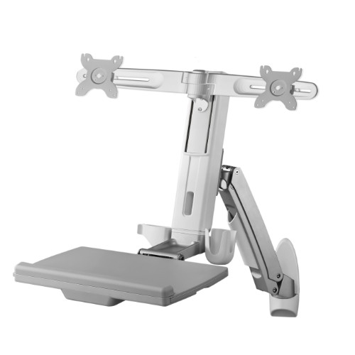Amer AMR2AWS desktop sit-stand workplace
