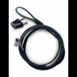 Urban Factory Securitee cable lock Black 2 m