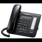Panasonic KX-DT521UK-B IP phone Black Wired handset LCD