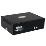 Tripp Lite B002A-DP2AC2 KVM switch Black