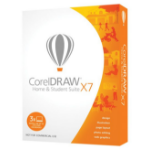 Corel DRAW Home & Student Suite X7