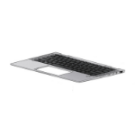 HP L70776-B31 notebook spare part Housing base + keyboard