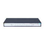 Hewlett Packard Enterprise OfficeConnect 1420 8G PoE+ (64W) Unmanaged L2 Gigabit Ethernet (10/100/1000) Grey 1U Power over Ethernet (PoE)