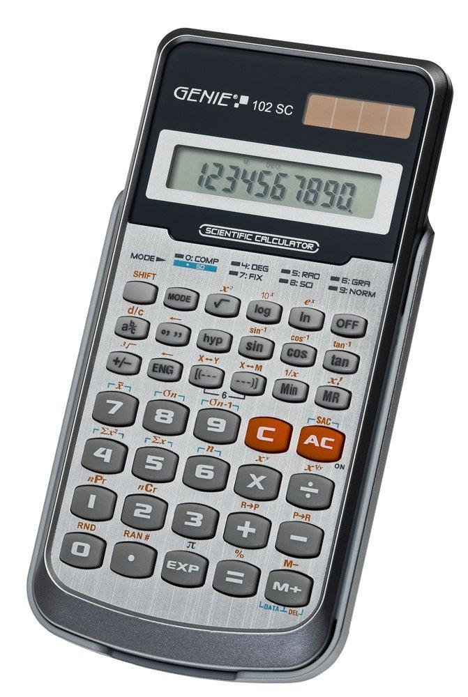 Genie Value Genie 102 SC scientific calculator 11262
