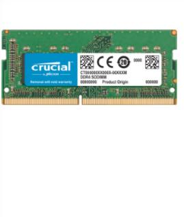 Crucial 16GB DDR4 2400 módulo de memoria 1 x 16 GB 2400 MHz