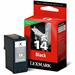 Lexmark 18C2090E (14) Printhead black, 175 pages
