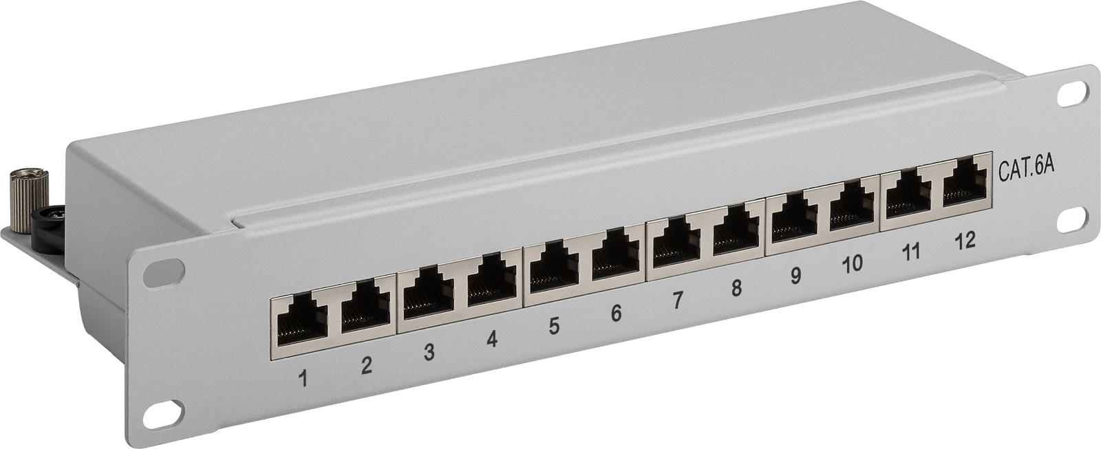 Microconnect PP-024 patch panel