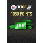 Microsoft FIFA 18 Ultimate Team 1050 points