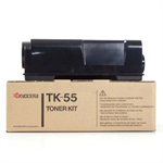 KYOCERA 370QC0KX (TK-55) Toner black, 15K pages @ 5percent coverage