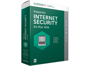 Kaspersky Lab Internet Security for Mac 2016 Base license 1user(s) 1year(s)