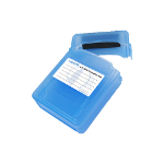 LogiLink UA0132 storage drive case Blue