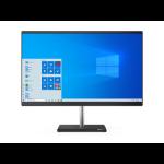 "Lenovo V50a 60.5 cm (23.8"") 1920 x 1080 pixels Touchscreen 10th gen Intel® Core™ i5 8 GB DDR4-SDRAM 256 GB SSD All-in-One PC Windows 10 Pro Wi-Fi 5 (802.11ac) Black, Silver"