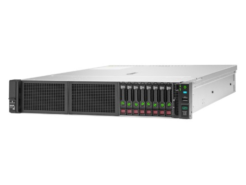 Hewlett Packard Enterprise ProLiant DL180 Gen10 server 1.7 GHz Intel® Xeon® 3106 Rack (2U) 500 W