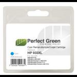 Perfect Green CN054AECOMP 13ml Cyan ink cartridgeZZZZZ], CN054AECOMP