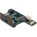 HP 3TQ25AA interface cards/adapter Thunderbolt Intern