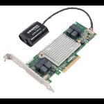 Microsemi 81605ZQ RAID controller PCI Express x8 3.0 12 Gbit/s
