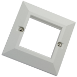 Excel 100-712 White wall plate/switch cover