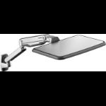 Vision VFM-WS Silver flat panel wall mount