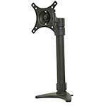 "Peerless LCT100S 30"" Black flat panel desk mount"