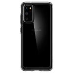 "Spigen CrystalHybrid CC mobiele telefoon behuizingen 15,8 cm (6.2"") Hoes Transparant"