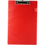 Rapesco VSTCB0R3 Plastic Red clipboard