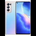 "Oppo Find X3 Neo 16.6 cm (6.55"") Dual SIM ColorOS 11.1 5G USB Type-C 12 GB 256 GB 4500 mAh Silver CPH2207SIL"