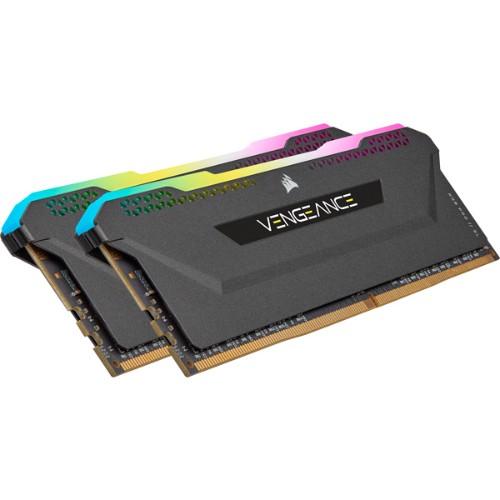 Corsair Vengeance CMH16GX4M2E3200C16 memory module 16 GB 2 x 8 GB DDR4 3200 MHz